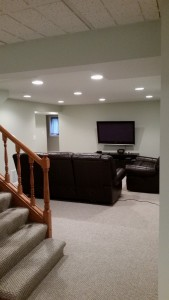 TL Renovation- Basement Remodeling