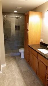 #Shower#Porcelain#1224tiles